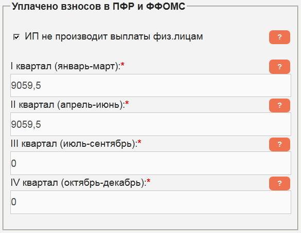 Сдача декларации для закрывающегося ИП на УСН: образец заполнения отчета