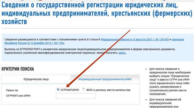 Зачем ИП нужен ОГРНИП: как он выглядит и где проверить регистрационный номер