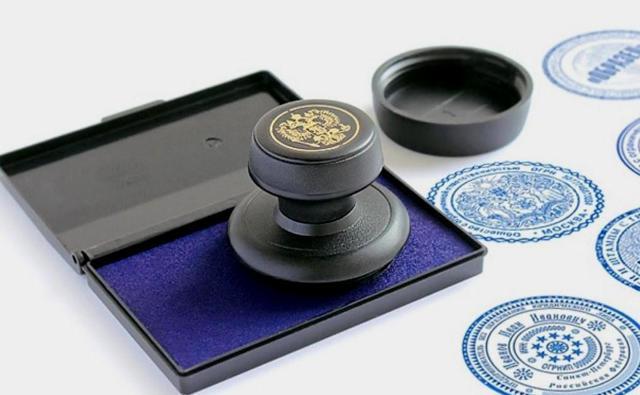 Изготовление печати для ИП: обязательна ли она, сколько стоит и требования к ней