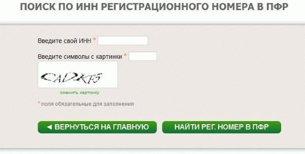 Получение регистрационного номера для ИП в ПФР: где его можно узнать