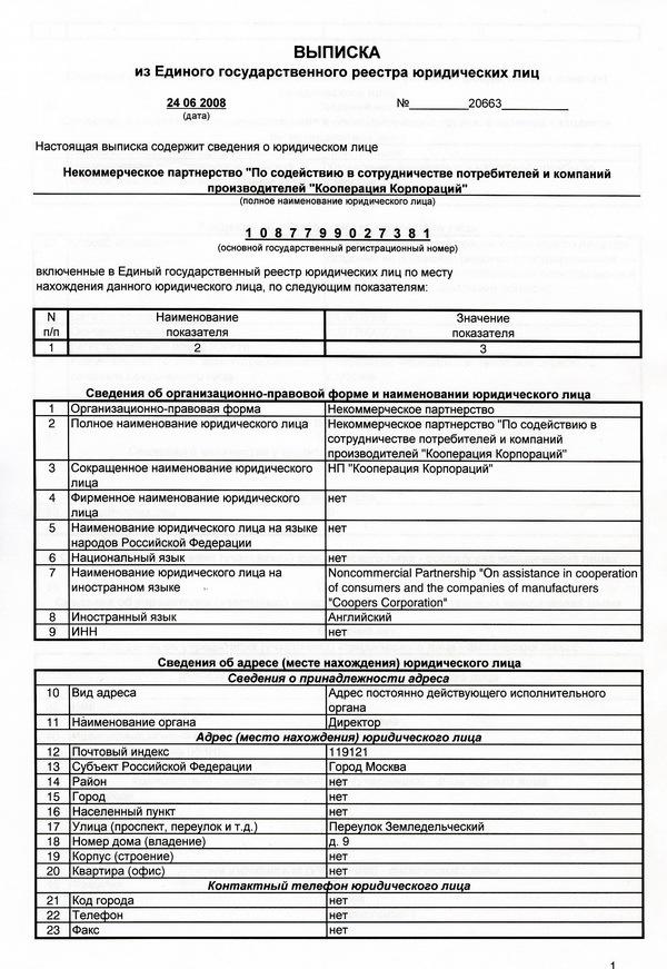 Список обязательных документов при заключении договора с ИП - что запросить